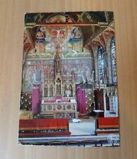 VINTAGE UNUSED/UNPOSTED POSTCARD-BASILIQUE DU SAINT-SANG,BRUGES,BELGIUM