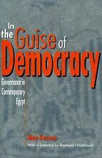 In the Guise of Democracy: Governance in Contemporary Egypt-ExLibrary