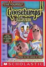 Give Yourself Goosebumps Special Edition: Trapped in the Circus of Fear 3 by R.…