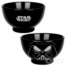 New Star Wars Darth Vader Bowl Breakfast Cereal Retro Classic Official Licensed