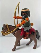 Playmobil Roman/Egyptian figure: Mounted Soldier/Archer with horse NEW