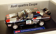 1/18 Audi Quattro Coupe  Rally Portugal 1981  Michelle Mouton