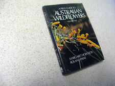 A FIELD GUIDE TO AUSTRALIAN WILDFLOWERS hodgson &paine HB 1979 vol one