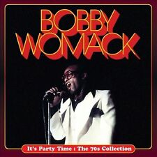It's Party Time: The 70s Collection by Bobby Womack (CD, Jul-2013, Sony Music)