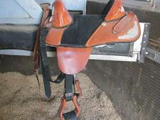 """Bob Marshall Barrel Saddle 14"""" Excellent Used Condition"""
