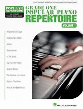 HLSPL Grade 1 Popular Piano Repertoire Volume 1 Book Sheet Music AMEB Song Book