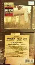 Eminem ‎– The Marshall Mathers MMLP 2  Cd Sigillato Deluxe Edition Australian