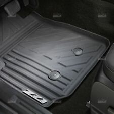 GM# 22968487 Black Front All Weather Floor Mats w/Z71 Logo for 2015 Colorado OEM