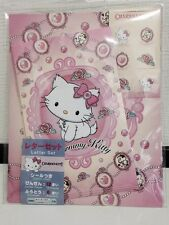 Sanrio Charmmy Kitty Letter Set with sticker sheet JAPAN MADE Daiso Kawaii
