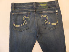Rock & Republic Henlee 33 x 34 1/2 Bootcut Stretch Button Fly Men's Jeans
