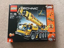 Lego Technic Mobile Crane MKII, brand new & sealed,  set #42009