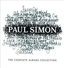 NEW Complete Album Collection [box] [10/14] by Paul Simon CD (CD) Free P&H