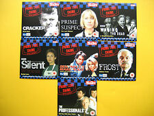 PRIME TIME CRIME DVD COLLECTION, THE SUN/NEWS OF THE WORLD  PROMOTION (7 DVD'S)