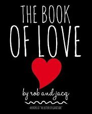 The Book of Love by Jacq Pollock and Rob Martin (2015, Paperback)