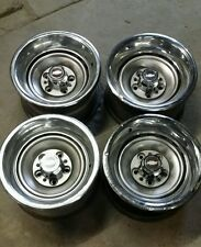 1980s CHEVY TRUCK Silverado Blazer 15x 8  5 on 5  Rally WHEELS  RIms  GM