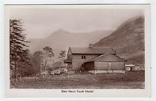 GLEN NEVIS YOUTH HOSTEL: Inverness-shire postcard (C8696)