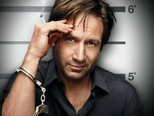 POSTER CALIFORNICATION SERIE TV DAVID DUCHOVNY HANK MOODY SEXY HOT SEX SEASON #5
