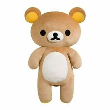Rirakkuma Kuttari Stuffed Toy Doll Plush Extra large San-X Rilakkuma from Japan