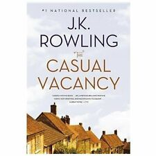NEW - The Casual Vacancy by Rowling, J. K.