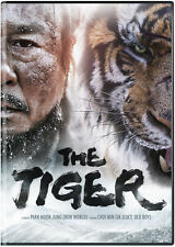 The Tiger (DVD, 2016)(WGU01715D)NEW, Korean w/ English Subtitles