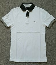 Atticus Men's Original Taylor Polo Shirt White Size XS. Brand New With Tags.