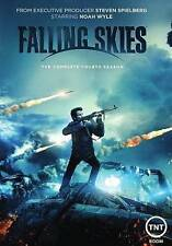 FALLING SKIES The Complete Fourth Season 4 DVD NEW