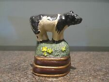 KEES - Cast Iron Door Stop - Cow