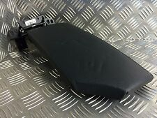 BMW 5 SERIES E60 E61 BLACK LEATHER MAIN ARMREST TOP WITH MECHANISM HINDGE