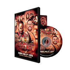 Official ROH Ring of Honor & NJPW - Global Wars 2016 Event DVD
