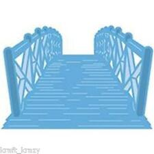 MARIANNE DESIGN CREATABLE DIE CUT EMBOSSING STENCIL TINYS BRIDGE LR0426 WEDDING