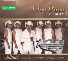 Roberto Moron y su Atentado Internacional Oro Puro 20 Exitos CD nuevo sealed