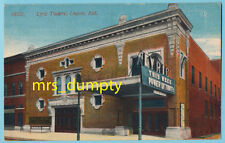 NE Lincoln Nebraska ~ LYRIC THEATRE Theater ~ Early 1900s Vintage POSTCARD