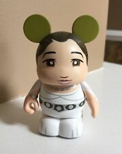 "DISNEY VINYLMATION 3"" STAR WARS SERIES 5 PRINCESS LEIA MEDAL CEREMONY TOY FIGURE"