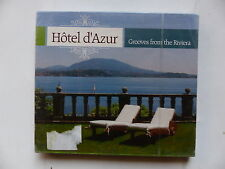CD Album s/s HOTEL D AZUR Grooves from the Riviera ULS509  IVO MORING