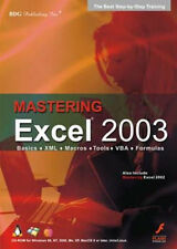 MASTERING Excel 2003   Software Training Tutorial  Brand New Sealed