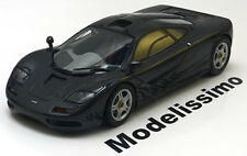 1:18 Minichamps McLaren F1 Roadcar 1993 darkgrey-metallic ltd. 1602