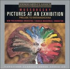 Mussorgsky: Pictures at an Exhibition; Prelude to Khovanshchina (Super Audio CD)