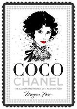 Coco Chanel by Megan Hess Hardcover Book (English)