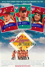 """A LEAGUE OF THEIR OWN"" Movie Poster [Licensed-New-USA] 27x40"" Theater Size"
