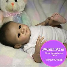 REBORN KIT ~ Soft Vinyl doll kit to make your own baby~ Elsie by Marissa May 18""