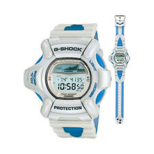 NEW Casio G-Shock '99 RISEMAN XTREME TERJE HAAKONSEN DW9100BD-2 White/Blue Watch