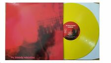 My Bloody Valentine Loveless Rare Yellow Color Vinyl New SEALED  LP Reissue