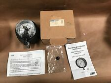 Wika Pressure Gauge Type 232.34 With Alarm Contacts CP3000 0-20000
