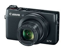 Canon PowerShot G7 X Optical Zoom 4.2x Compact camera  Fedex Free to USA
