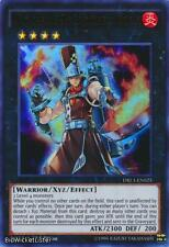 Number 59: Crooked Cook NM 1st Ed YuGiOh DRL3 025 Yu-Gi-Oh Card TCG Ultra Rare