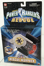 MORPHER~Bandai Power Rangers~HIGH GRADE SEALED~LIGHTSPEED RESCUE~Rescue Morpher