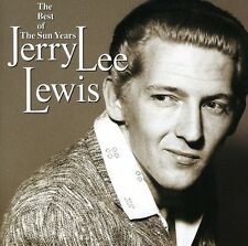 Best Of The Sun Years - Jerry Lee Lewis (2006, CD NIEUW)
