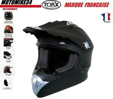 CASCO CROSS TALLA XS moto enduro scooter quad dirt Homologado E9 CASCO HELMET
