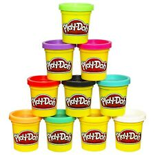 Play Doh Case of Colors - Dough Molding Clay Modeling Kids Toys Fun Build New