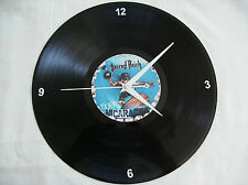 SACRED REICH Surf Nicaragua VINYL LP  Wall Clock